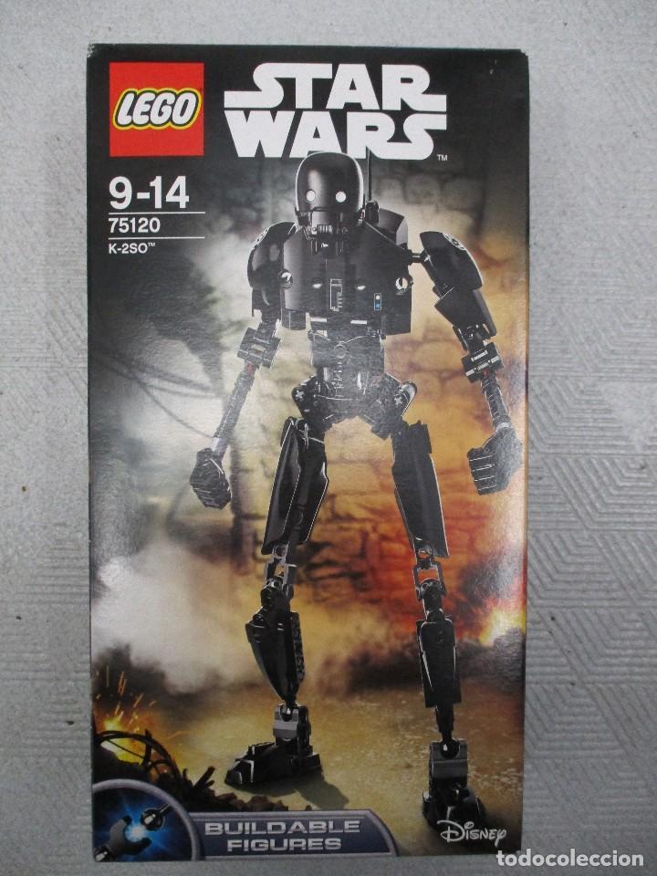 LEGO STAR WARS K-2SO NUEVO SIN ABRIR NUEVO Nº 75120 (Juguetes - Construcción - Lego)