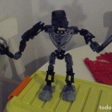 Juegos construcción - Lego: FIGURA LEGO BIONICLE WHENUA. Lote 112791155