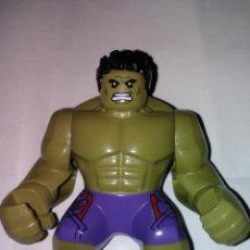 Juegos construcción - Lego: HULK LEGO. ORIGINAL, NO COPIA. Lote 112895171