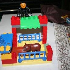 Juegos construcción - Lego: CLÍNICA VETERINARIA LEGO DUPLO REFERENCIA 6158. Lote 112918699