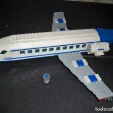Juegos construcción - Lego: LEGO AVION DE PASAJEROS 3181. Lote 112922715