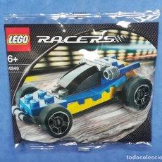 Juegos construcción - Lego: ENVÍO GRATIS. LEGO RACERS, SERIE VEHÍCULOS, 4949.. Lote 112963851