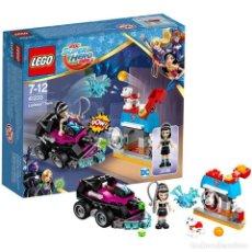 Juegos construcción - Lego: LEGO 41233 TANQUE DE LASHINA (LASHINA TANK) DC SUPER HERO GIRLS. NUEVO EN CAJA.. Lote 112997555
