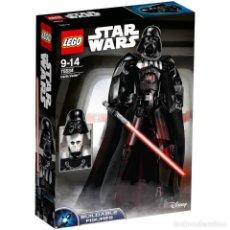 Juegos construcción - Lego: LEGO ® STAR WARS ™ FIGURA DARTH VADER LORD SET 75534 NUEVO SIN ABRIR LEGO DISNEY LUCASFILM LUKE JEDI. Lote 113235699