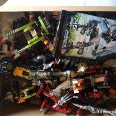 Juegos construcción - Lego: CAJA REPLETA LEGO,ESPACIO Y MEDIEVAL.. Lote 113271047