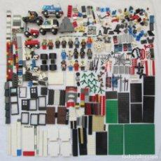 Juegos construcción - Lego: CONJUNTO DE PIEZAS CONSTRUCTIVAS DE LEGO CON MUCHAS FIGURAS Y ACCESORIOS. Lote 113355955