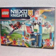 Juegos construcción - Lego: LEGO NEXO KNIGHTS REF. 70324 - A ESTRENAR. Lote 113508891
