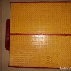 Juegos construcción - Lego: CAJA LEGO ANTIGUA , PIEZAS VARIAS . Lote 156561476