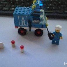 Juegos construcción - Lego: LEGOLAND TOWN REFERENCIA 6653. Lote 114624963