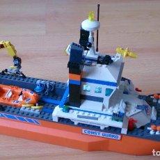 Juegos construcción - Lego: LEGO BARCO 7739 GUARDACOSTAS . Lote 114786947