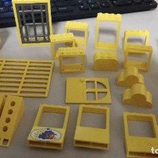 Juegos construcción - Lego: PIEZAS AMARILLAS LEGO . Lote 114831739