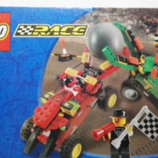 Juegos construcción - Lego: CATALOGO LEGO RACE 2000. Lote 114990323
