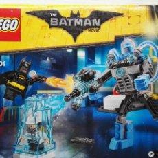 Juegos construcción - Lego: CATALOGO INSTRUCCIONES LEGO THE BATMAN MOVIE 2017. Lote 114993862