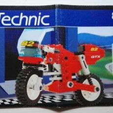 Juegos construcción - Lego: CATALOGO INSTRUCCIONES LEGO TECHNIC 1995. Lote 115005696