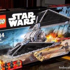 Juegos construcción - Lego: LEGO STAR WARS 75154. TIE STRIKER. PRECINTADO DE FABRICA. Lote 115135023