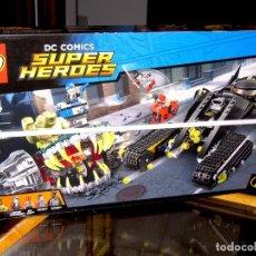 Juegos construcción - Lego: LEGO SUPER HEROES 76055 BATMAN GOLPEA EN LAS ALCANTARILLAS DE KILLER CROC. PRECINTADO. Lote 115138931