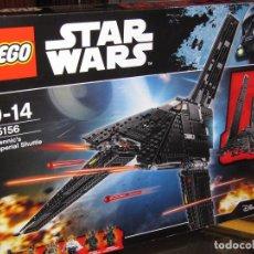 Juegos construcción - Lego: LEGO STAR WARS 75156 LANZADERA IMPERIAL DE KRENNIC. PRECINTADO DE FÁBRICA. Lote 115332211