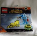 Juegos construcción - Lego: LEGO POLYBAG MR. FRIO SERIE TV BATMAN. Lote 115599891