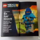Juegos construcción - Lego: LEGO NEXO KNIGHTS GUARDIA DEL REY. Lote 115602347