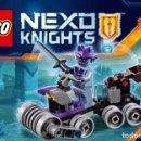 Juegos construcción - Lego: LEGO POLYBAG NEXO KNIGHTS CUARTEL GENERAL REDUCIDO. Lote 116108347