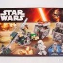 Juegos construcción - Lego: LEGO 75141 KANAN'S SPEEDER BIKE. Lote 116113787