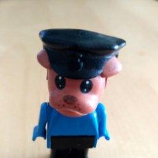 Juegos construcción - Lego: VINTAGE LEGO - POLICÍA BULLDOG. Lote 116231595