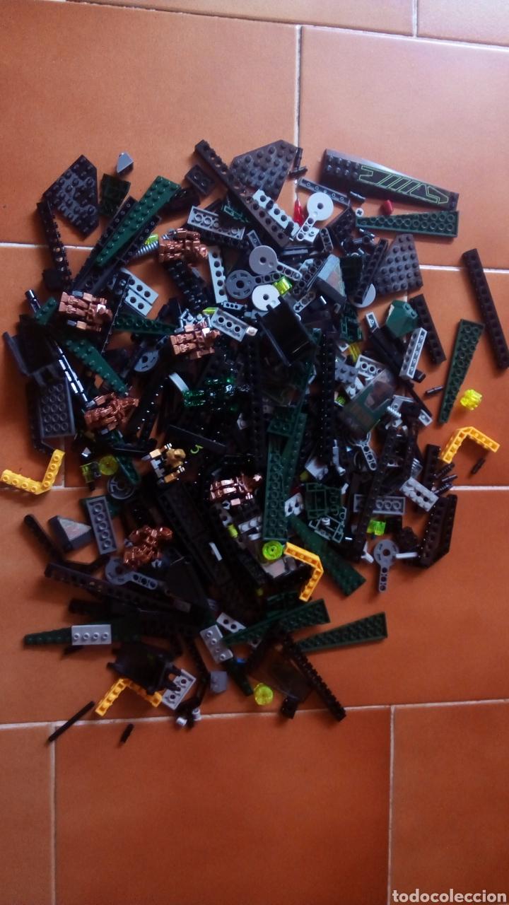 LEGO STAR WARS. LOTE DE PIEZAS 0,600 KG (Juguetes - Construcción - Lego)