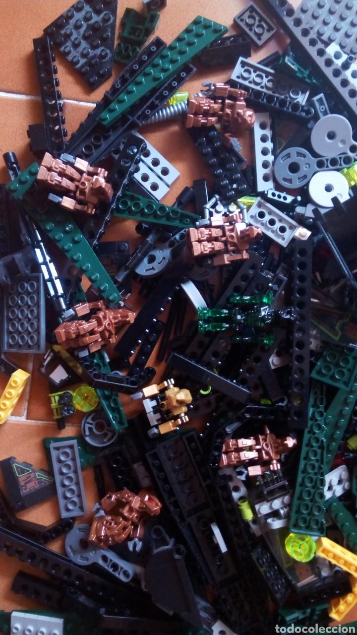 Juegos construcción - Lego: LEGO STAR WARS. LOTE DE PIEZAS 0,600 KG - Foto 2 - 116234464