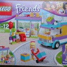 Juegos construcción - Lego: LEGO FRIENDS 41310 OFICINA DE CORREOS. Lote 116251927