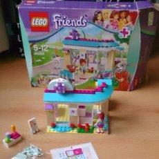 Juegos construcción - Lego: LEGO FRIENDS 41085 CLÍNICA VETERINARIA . Lote 116252155
