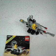 Juegos construcción - Lego: MAQUINA ESPACIAL LEGO - LEGOLAND 6880 (1982) CON INSTRUCCIONES. Lote 116335227