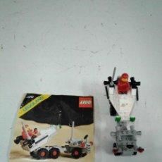Juegos construcción - Lego: TRANSPORTE LUNAR CON NAVE LEGO - LEGOLAND 6870 (1981) COMPLETA CON INSTRUCCIONES. Lote 116335595