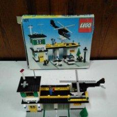 Juegos construcción - Lego: COMISARIA DE POLICIA LEGO - LEGOLAND 381 (1999) CON CAJA. Lote 116355647