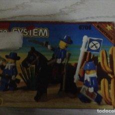 Juegos construcción - Lego: LEGO SYSTEM WESTERN REF.6706. Lote 116369019