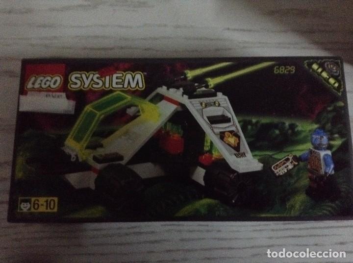 LEGO SYSTEM U.F.O.REF.6829 (Juguetes - Construcción - Lego)