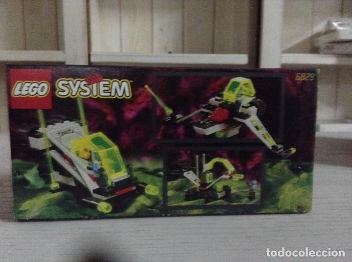 Juegos construcción - Lego: Lego System U.F.O.Ref.6829 - Foto 2 - 116369867