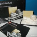 Juegos construcción - Lego: MUSEO GUGENHEIM DE LEGO ARQUITECTURE DESCATALOGADO. Lote 116479023
