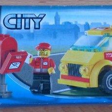 Juegos construcción - Lego: LEGO 7731 FURGONETA DE CORREOS CARTERO. Lote 116999055