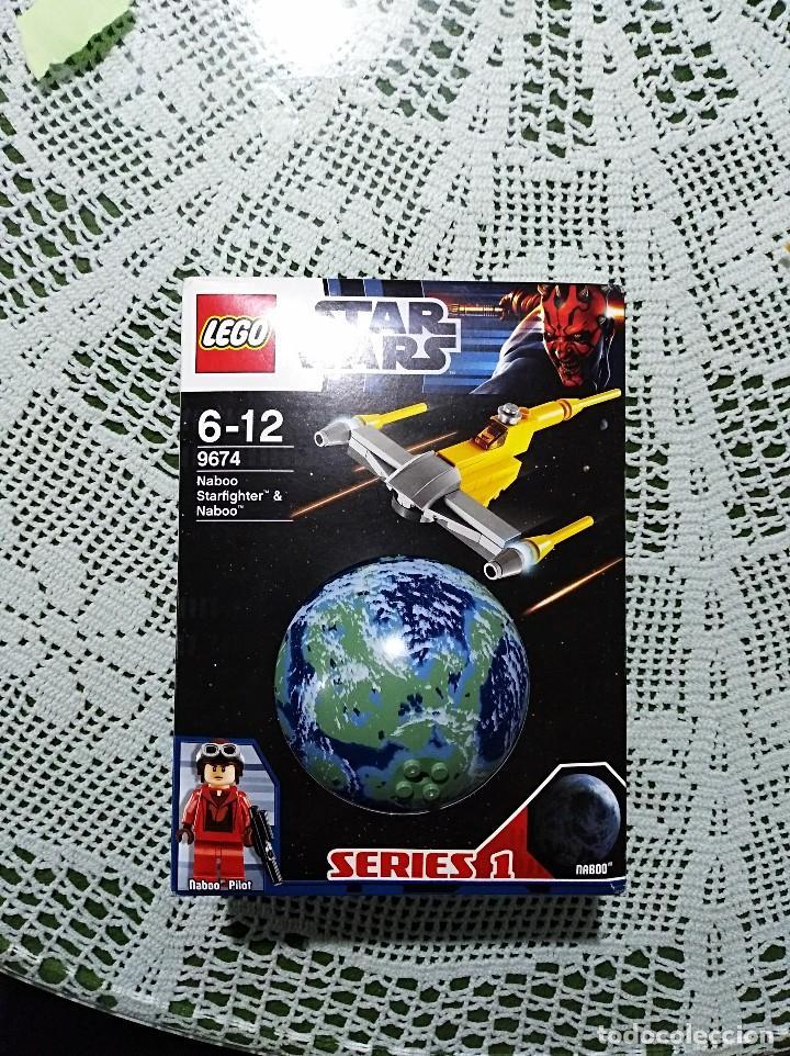 LEGO STAR WARS NUEVA SIN ABRIR (Juguetes - Construcción - Lego)