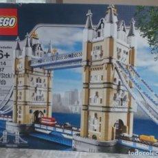 Juegos construcción - Lego: LEGO 10214 EL PUENTE DE LONDRES NUEVO. Lote 117896071