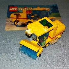 Juegos construcción - Lego: LEGO SYSTEM REF 6649 VEHICULO LIMPIEZA AÑOS 90. Lote 118339207
