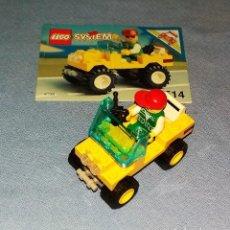 Juegos construcción - Lego: LEGO SYSTEM REF 6514 GUARDABOSQUES AÑOS 90 . Lote 118342367