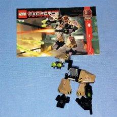 Juegos construcción - Lego: LEGO EXO FORCE REF 7711 ROBOT AÑOS 90 . Lote 118346359