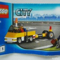 Juegos construcción - Lego: INSTRUCCIONES LEGO CITY 3181. Lote 118489691