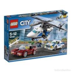 Juegos construcción - Lego: LEGO 60104. PERSECUCIÓN EN LA AUTOPISTA. PRECINTADO DE FÁVRICA. Lote 118624035