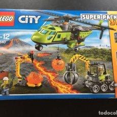 Juegos construcción - Lego: LEGO 66540 VOLCANO VALUE PACK. NUEVO Y PRECINTADO. Lote 118625455