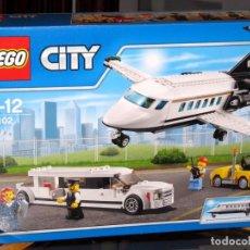 Juegos construcción - Lego: LEGO 60102. SERVICIO VIP DEL AEROPUERTO. NUEVO Y PRECINTADO DE FÁBRICA. Lote 118626887