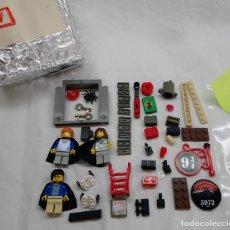 Juegos construcción - Lego: 371 PIEZAS DE LEGO HARRY POTTER 4708, SIN CAJA , NO BOX. Lote 118630903