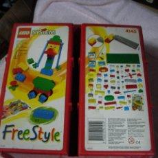 Juegos construcción - Lego: ANTIGUA CAJA LEGO SYSTEM. Lote 118666115