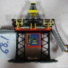 Juegos construcción - Lego: JUEGO DE CONTRUCCION CON FIGURA. Lote 118670135